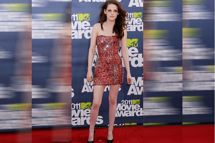 Кристен Стюарт на VMA 2011