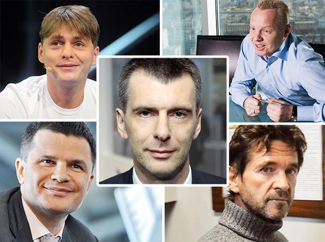 Фото №1 - Список Forbes: самые богатые холостые бизнесмены России