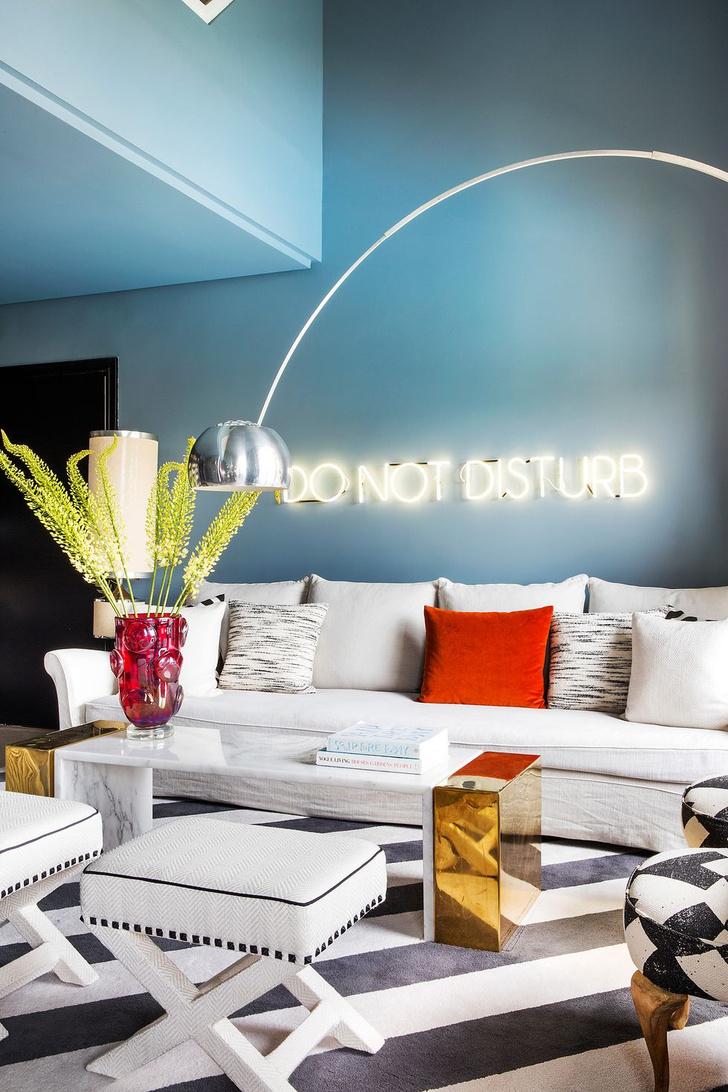 <p>Дуплекс в Мадриде декоратора Летисии Мартинес.</p>