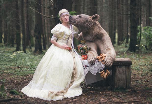 Фото №1 - 10 фотографов, которые заставят вас поверить в сказку