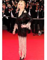 Мадонна на Каннском кинофестивале-2008 в платье Chanel couture