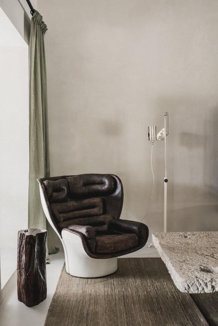Фото №4 - Дом в модной нейтральной гамме на Ибице