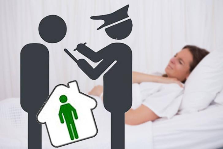 Фото №1 - Больную москвичку, которая уже год не встает с постели, оштрафовали за нарушение режима самоизоляции