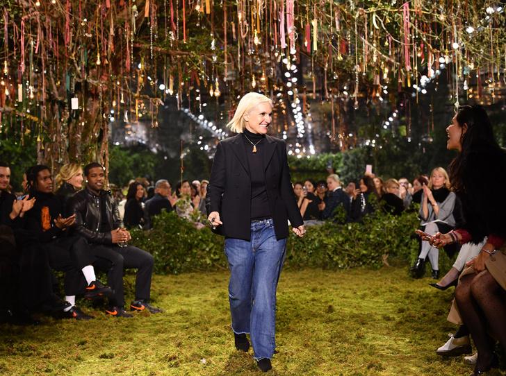 Фото №2 - Christian Dior эпохи Кьюри: как Мария Грация меняет ДНК бренда
