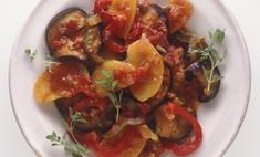 Рецепты диетических баклажанов