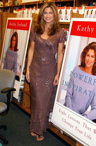 Фото №11 - Кэти Айрленд: из супермоделей в бизнес-леди из списка Forbes