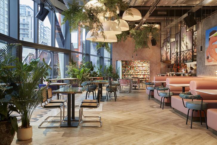 Фото №3 - Ресторан Bondi Green в Лондоне