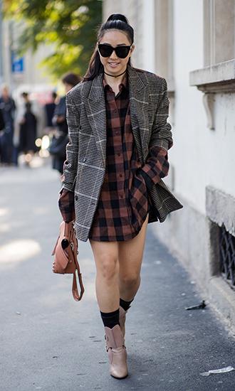 Фото №9 - Привет, жакет: 5 способов носить самую актуальную вещь этого сезона