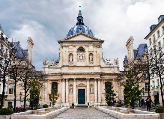 Фото №1 - Учеба за границей: как поступить в Сорбонну
