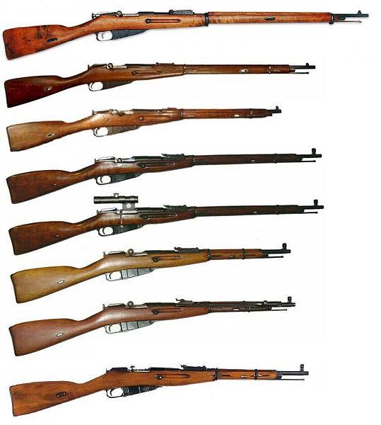 Antique Military Rifles