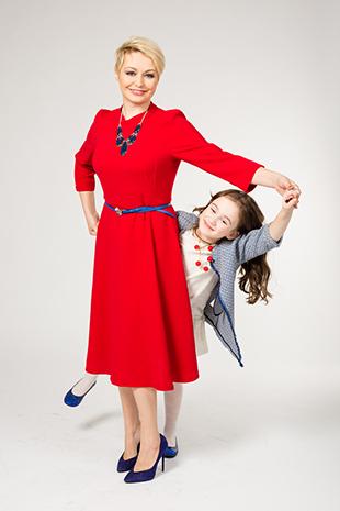 Фото №6 - Катя Лель: «Мне кажется, мы с дочерью одного возраста»
