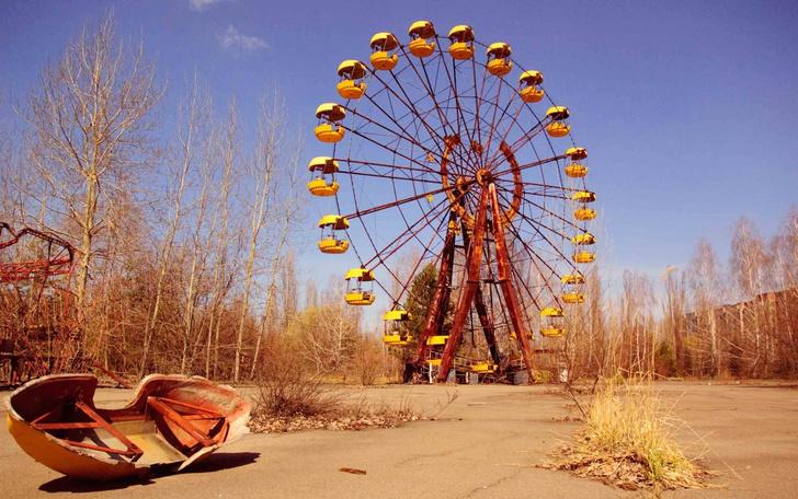 Фото №1 - Чернобыль 33 года спустя