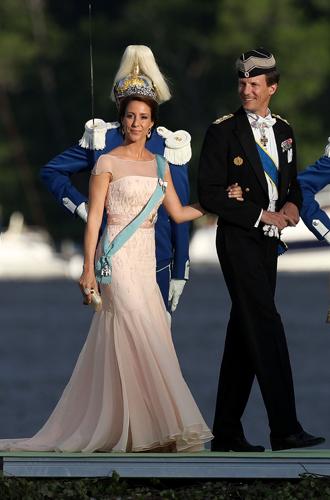 Фото №46 - Самые забавные моменты на королевских свадьбах (истории в фотографиях)