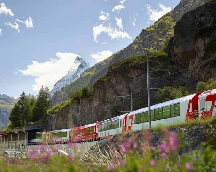 Фото №3 - Ледниковый Экспресс по сказочной Швейцарии