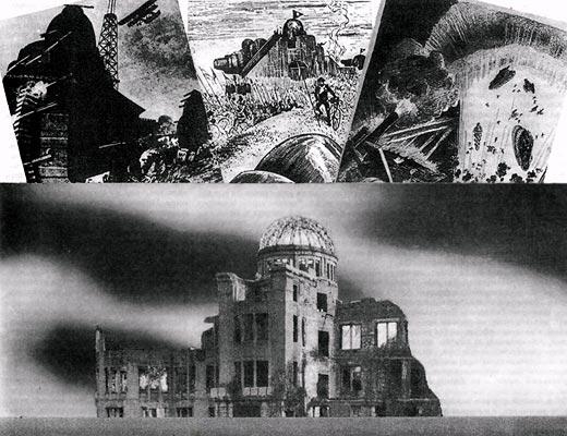 Фото №1 - Чтобы войны не было
