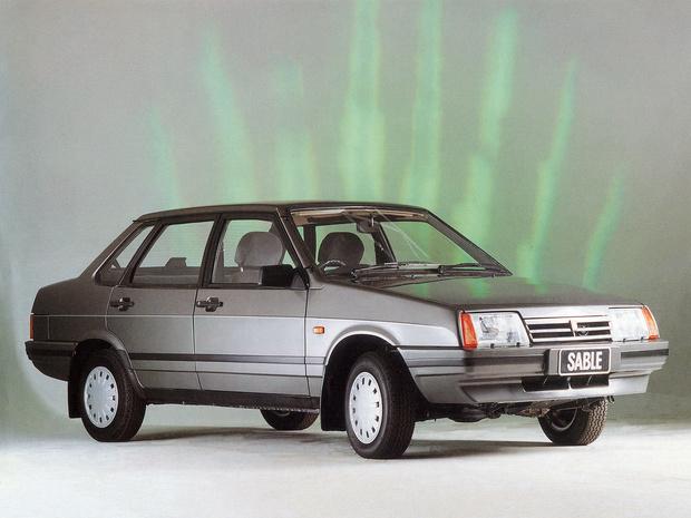 Фото №14 - Как назывались экспортные версии советских автомобилей