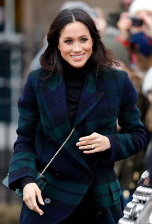 Фото №15 - Эффект Меган Маркл: какие модные бренды прославила супруга принца Гарри