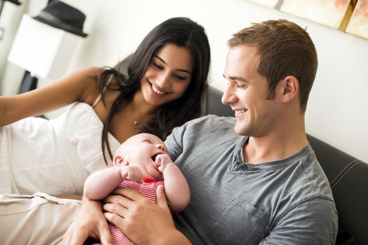 Фото №1 - Социологи нашли ключ к гармоничному браку после рождения ребенка