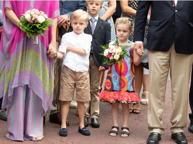 Фото №9 - Принц Жак и принцесса Габриэлла: пятый год в фотографиях