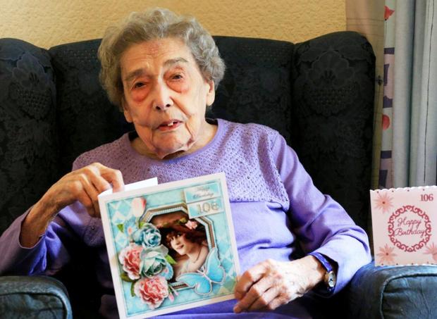 Фото №1 - Никаких мужчин и алкоголя: секреты долголетия от 106-летней бабули