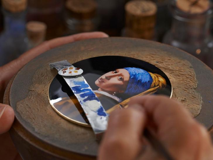 Фото №4 - Шедевр высокого часового искусства: Vacheron Constantin представил уникальные часы в единственном экземпляре