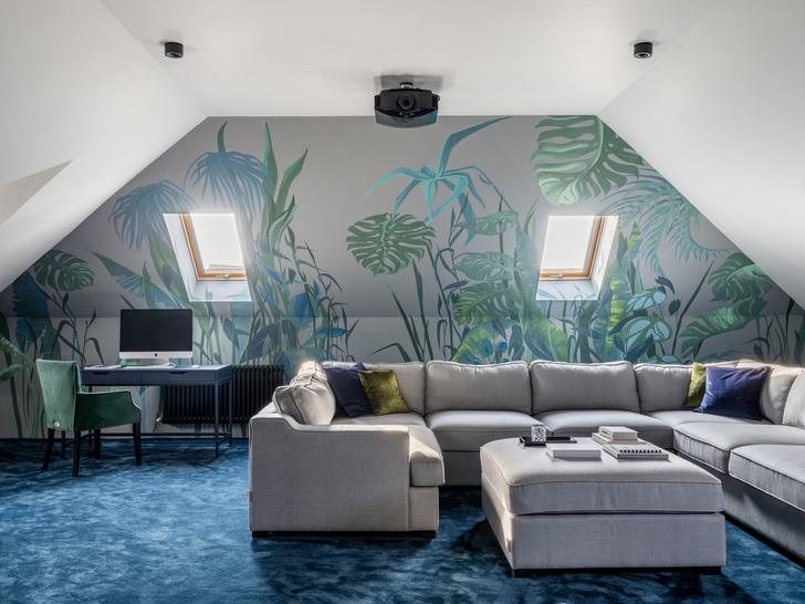Фото №14 - Двухэтажный коттедж с мансардой 220 м²: проект студии Balcon