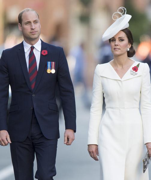 Фото №1 - Кейт Миддлтон и принц Уильям вернулись в город Сент-Эндрюс, где когда-то начался их роман