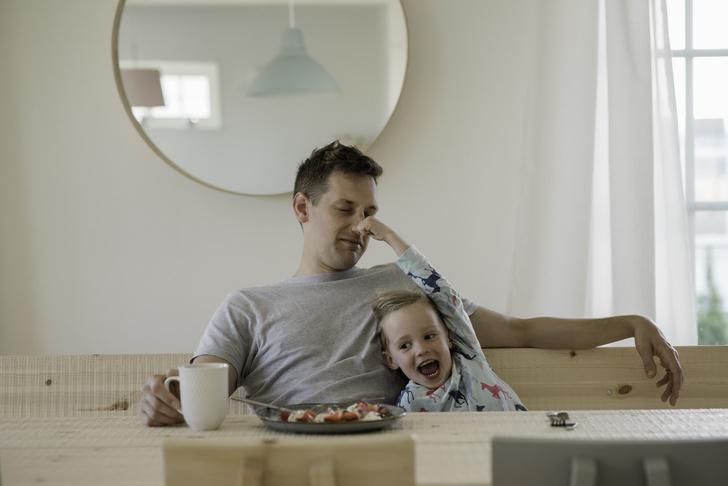 Фото №3 - Как правильно вести себя с ребенком твоей девушки