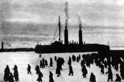 Фото №1 - «Ермак» встречает льды