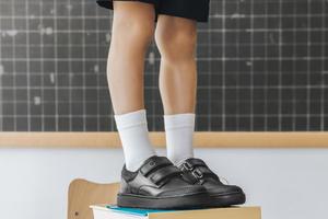 Фото №2 - Быстрее, удобнее, моднее: детская коллекция обуви Geox
