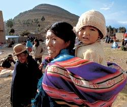 Фото №6 - Тростниковая жизнь на Титикаке