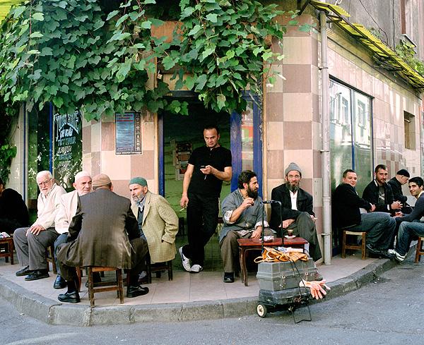 Фото №1 - 9 удивительных турецких привычек