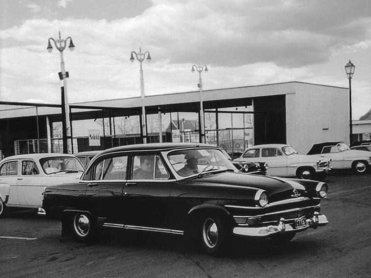 Фото №3 - Советские полуфабрикаты: как автомобили из СССР дорабатывали для зарубежного покупателя