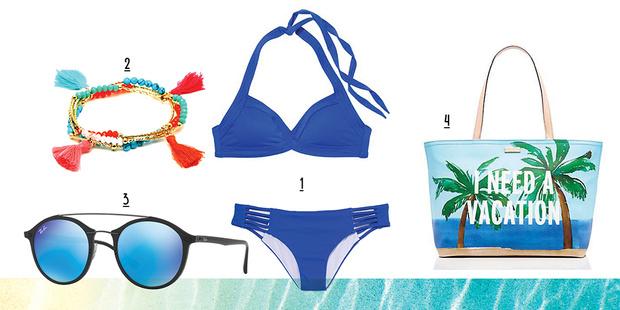 Фото №3 - 7 пляжных образов