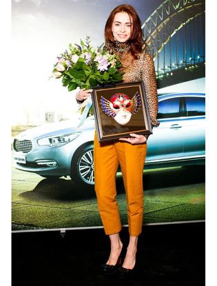 Фото №5 - В Москве состоялась церемония вручения «Золотой маски»