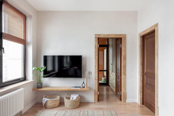 Фото №7 - Квартира в скандинавском стиле с печью