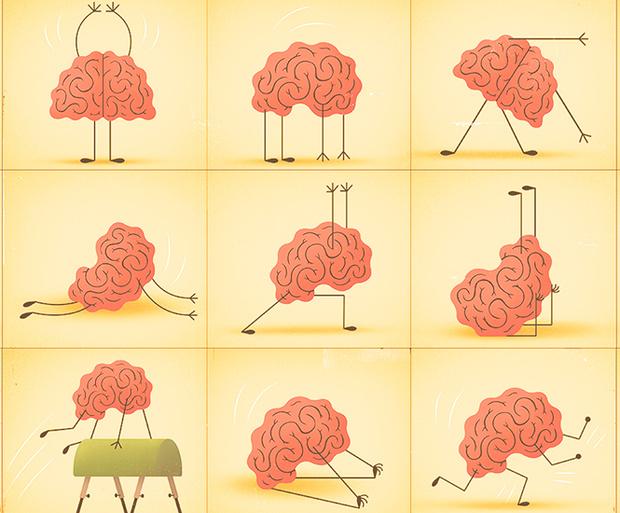 Фото №3 - Нейробика: аэробика для мозга