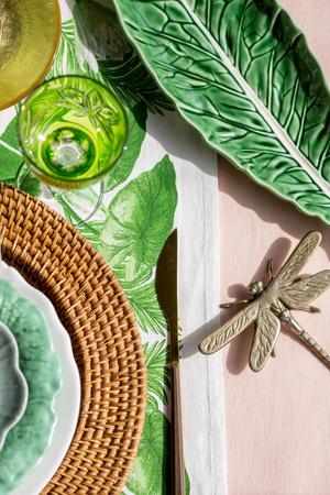 Фото №8 - Украшаем стол к Пасхе: идеи декора от Анны Муравиной