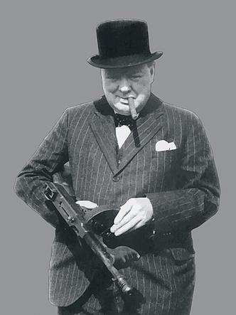 Фото №2 - V значит victory: 7 мифов о сэре Уинстоне Черчилле