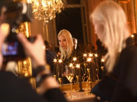 Саша Лусс стала лицом Dior