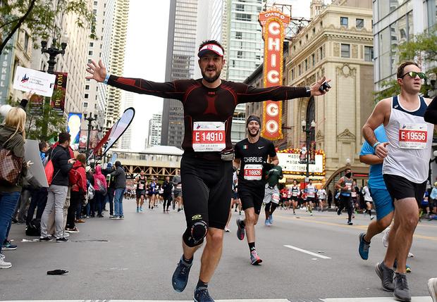 Фото №1 - Сколько нужно бегать в неделю, чтобы снизить риск ранней смерти на 27%
