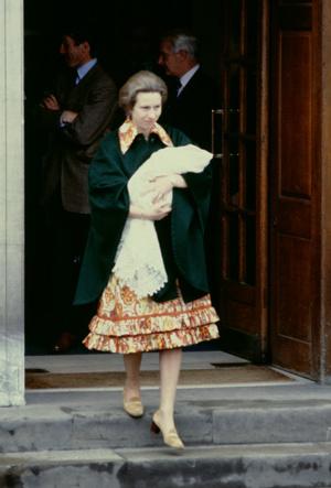 Фото №6 - Долгий срок: почему Анне пришлось ждать титула королевской принцессы более 20 лет