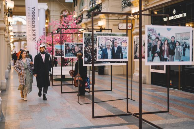 Фото №2 - В ГУМе открылась выставка «Современники «Современника»