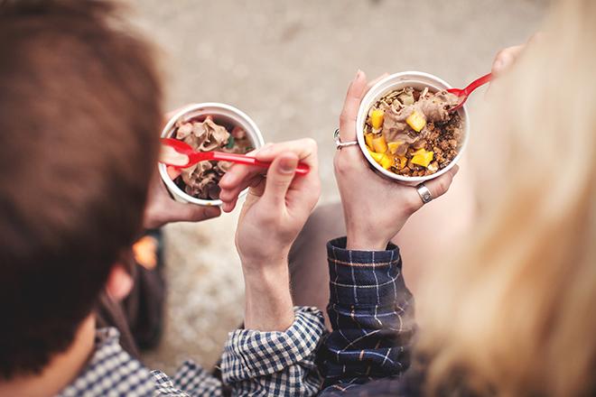 Фото №2 - Как еда влияет на наши чувства