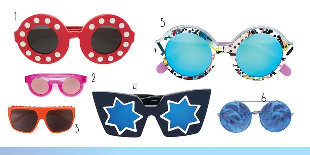 Фото №5 - Toп-30: Солнечные очки