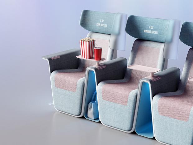 Фото №5 - Кресла для кинозала в эпоху пандемии