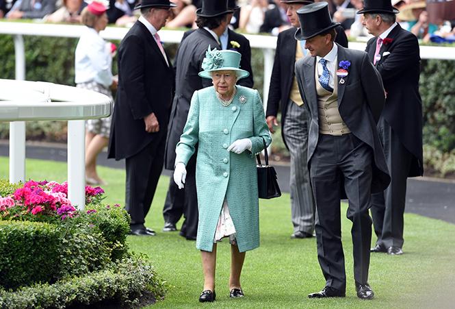 Фото №1 - Принцесса и жених: самое интересное на Royal Ascot 2017, день 4