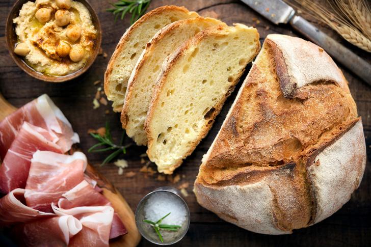 Фото №1 - Как испечь хлеб в духовке в домашних условиях