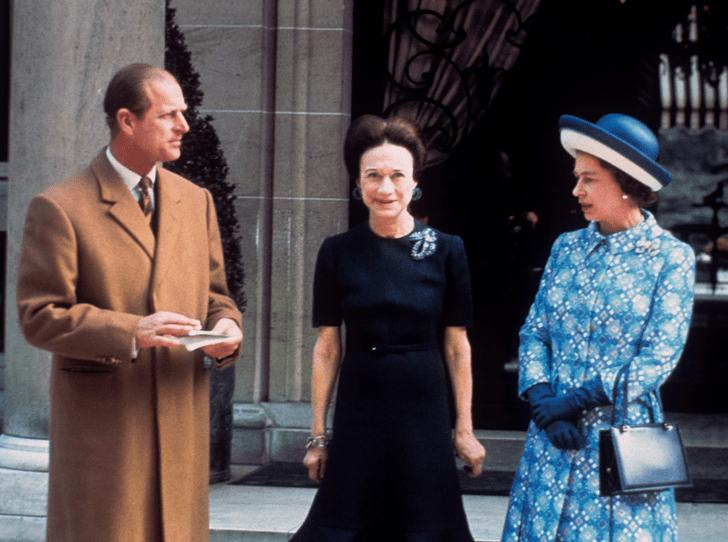Фото №1 - Как прошла последняя встреча Елизаветы II и бывшего короля Эдуарда VIII