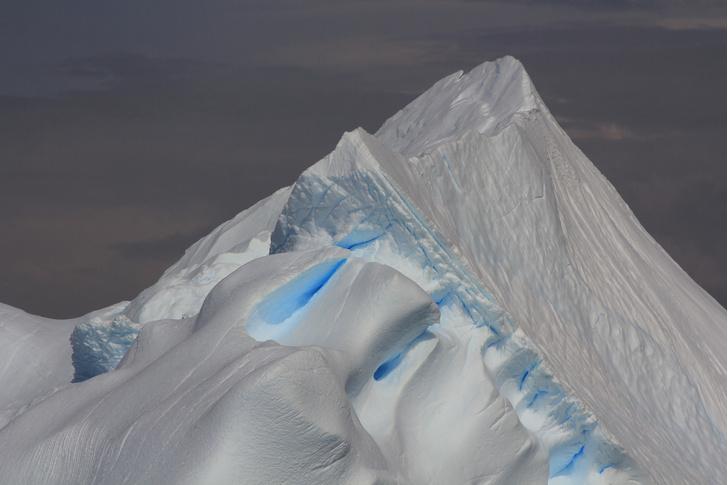 Фото №1 - С какой скоростью Антарктида теряет лед
